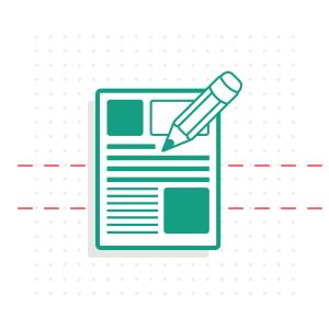 Konzeption und Design Icon für Individuelles Webdesign